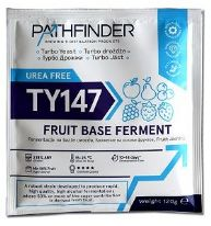 Pathfinder Yeast TY147 Fruit Turbo Yeast